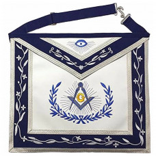 Masonic Master Mason Machine Embroidery Freemasons Apron