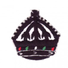 Red Cross of Constantine Sash Crown