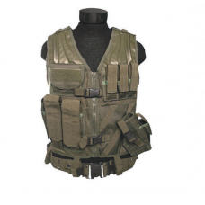 TACTICAL VEST - GREEN OD