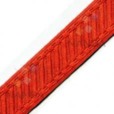 Red Braid or lace