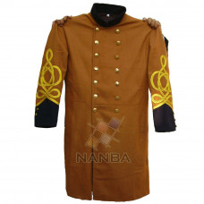 Civil War Double Breasted Frock Coat