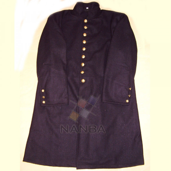 Civil War US Frock Coat Single Breasted