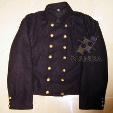 Double Breast Shell Jacket