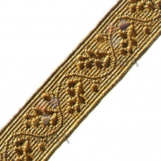 UNIFORM GOLD BRAID OR LACE WITH OAK LEAVES