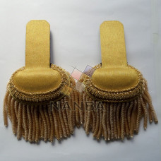 GERMAN EPAULETTE SHOULDERS