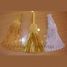 Uniform Gold And Silver Tassels