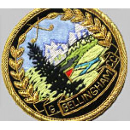 Diameter Badges
