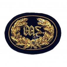CIVIL WAR EMBROIDERED HAT BADGE