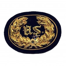 MEDICAL CORPS HAT BADGE
