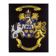 EMBROIDERY FRAMING CREST