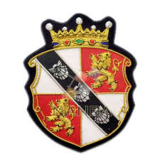 Embroidered Heraldic Badges