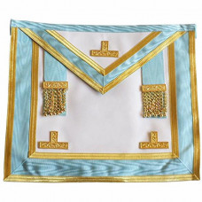 Centennial /Canadian MM/PM Worshipful Apron