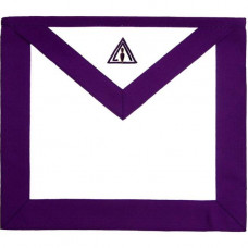 Masonic Apron Council RSM Royal & Select Master Member