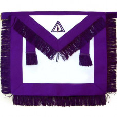 Masonic Royal & Select Master RSM Council Member Apron