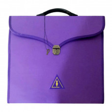 Masonic Cryptic Purple MM/WM and Provincial Full Dress Cases II