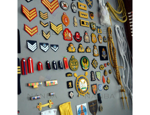 Uniform Accessories and Accouterments and Badges 001