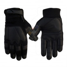 Police Knuckle Gloves