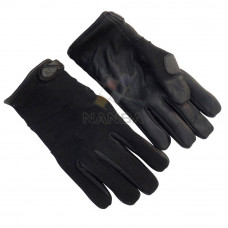 Police Leather Gloves