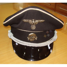 German Peaked Cap (different style)
