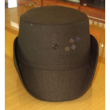 Plain Hat Brown
