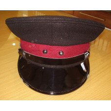 MILITARY/ARMY PEAKED CAP