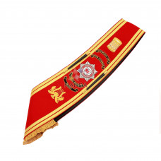 Drum Majors Sashes | Baldrics Sashes.