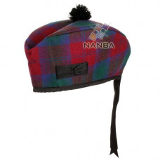 Scottish Made Tartan Glengarry
