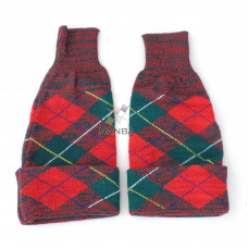 Kilt Tops | Diced Hose Tops | Kilt Hose Tops |Highland Thistle Hose Tops