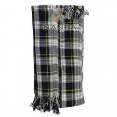 Dress Gordon Tartan Piper Plaid Pleated