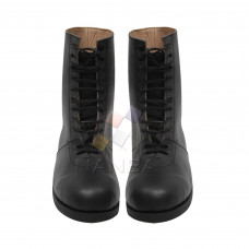 Civil War History Top Hight Boots