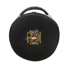 Masonic Regalia Knights Templar Cap Case