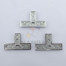Masonic Metal Levels Silver