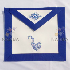 Masonic Hand Embroidery Blue Lodge
