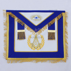 Masonic Blue Lodge Apron