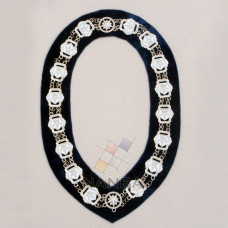 OES Patron Chain Collar