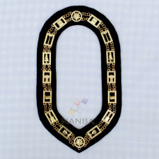 OES Regalia Chain Collar