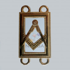 Blue Lodge Chain Collar Emblem