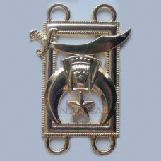 Shrine Chain Collar Emblem