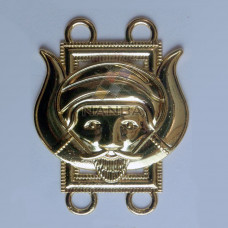 Grotto Chain Collar Emblem
