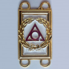 LOCOP Chain Collar Emblem