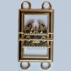 Masonic Chain Collar Emblem