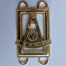 Past Master Chain Collar Emblem