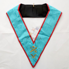 French Rite Officers Collar