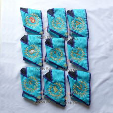 Masonic Officers Collars A Set