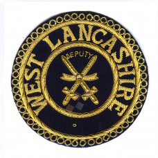 Masonic Gauntlet Badges