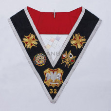 32nd Degree Collar