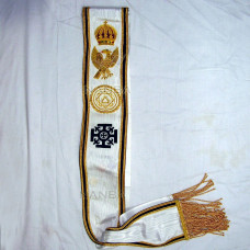 St. John The Evangelist Grand Officers Sash