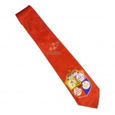Masonic Tie With Logo