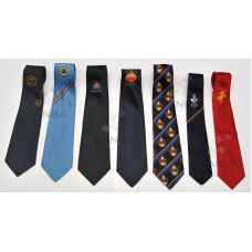 Regalia Ties/Officer Ties
