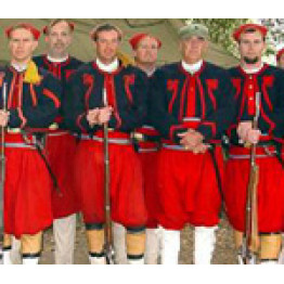 Zouave War Uniforms